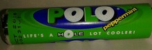 Polo Peppermint Roll Candy
