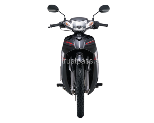 Best price !!! Si-ri-us 110cc motorbike (Black)