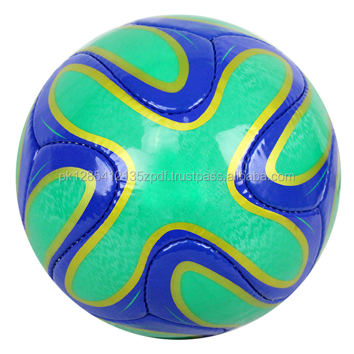 Durable Hot Sale Soccer Balls PVC Leather Footballs Promotional Balls For Kids Training China