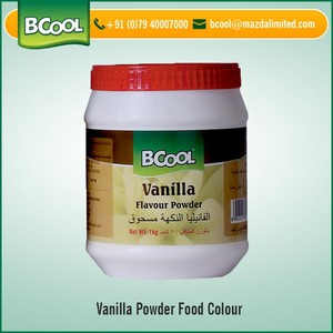 High Quality Vanilla Flavor Food Color Powder at Market Price