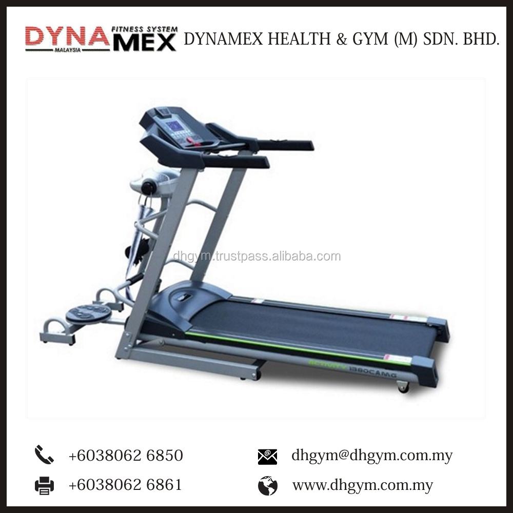 DXT-1380CBMG The Motorized Treadmill