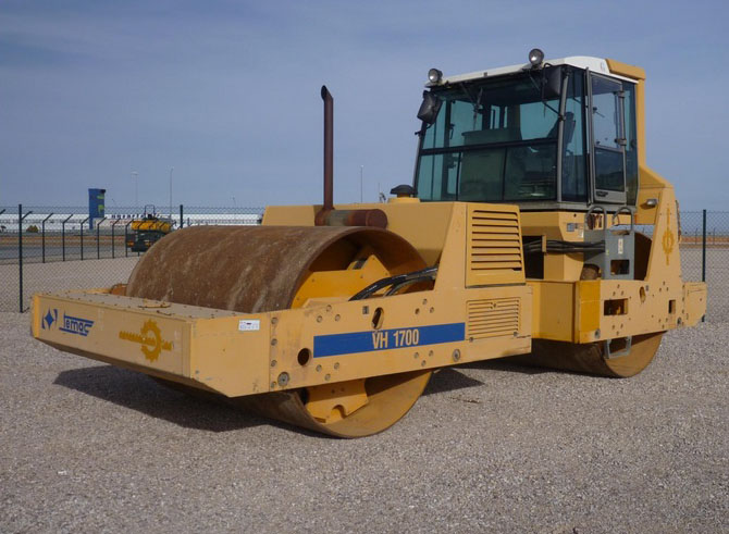 STA VH ASPHALT MACHINERY USED
