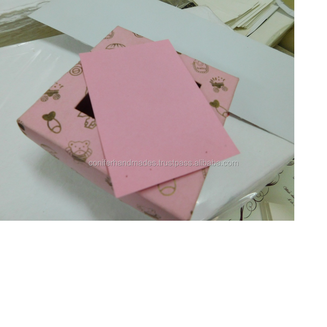 Handmade Papers for Wrapping Soap, for Soap Wrappers