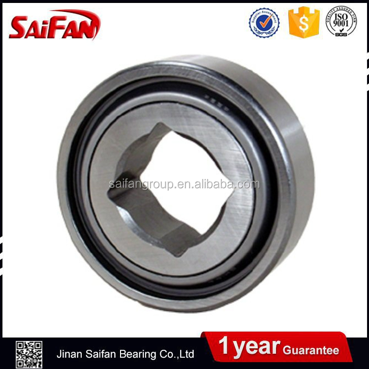 G206KPPB4 Hex Hole Agricultural Bearings For Disc Harrow machinery