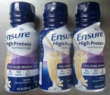 Ensure High Protein Nutrition Shake