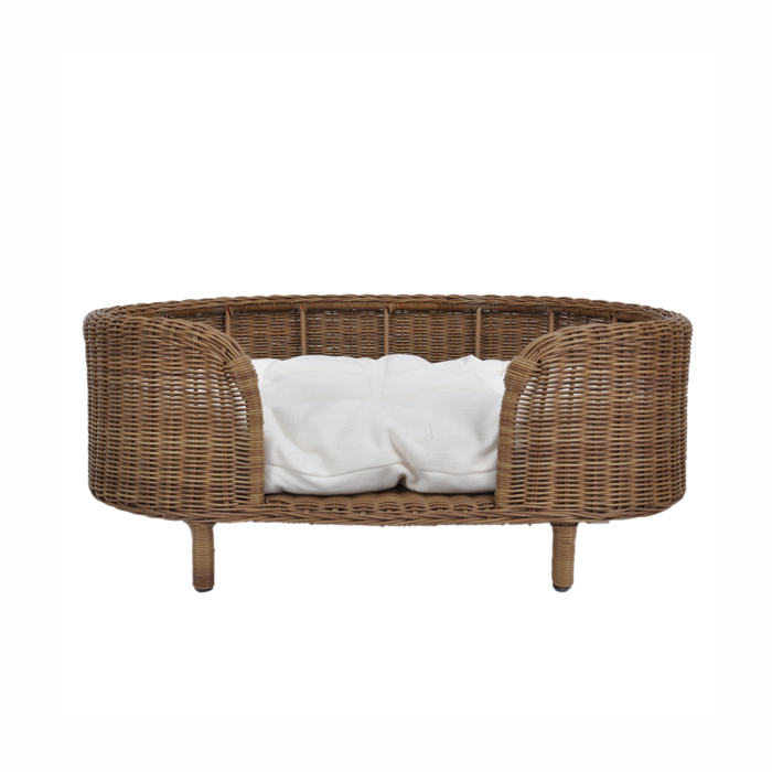 Bed Rattan Edelweiss Pet Chair Sofa Synthetic And Aluminium