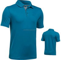 Dry Fit Solid Color Casual and School Uniform Polo Shirt