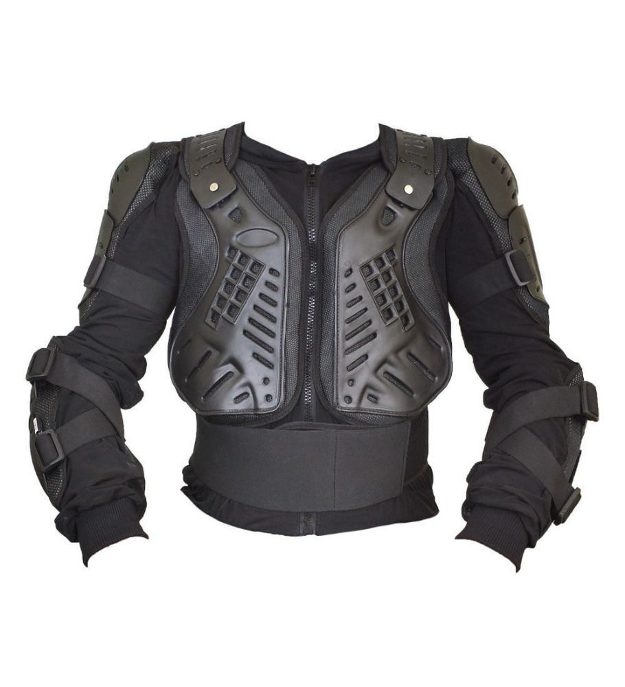 Body Armour Motorcycle Motorbike Motocros Protector Guard Jacket For Adult BIKER