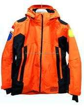 100% Polyester Winter Jacket Twill Fabric Breathable Waterproof Windproof Jacket and Pants