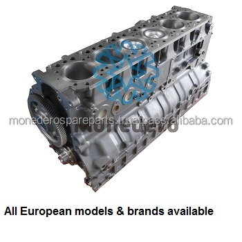 CRANKCASE FOR MERCEDES BENZ OM457 LA NEW