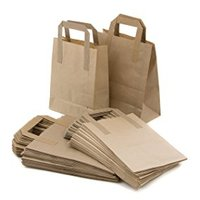 Customers Prefer Our Flat Handle Bags