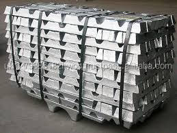 High Quality Pure 99.7% 99.9% Aluminium ingot