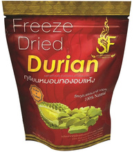 Durian Freeze Dried snack