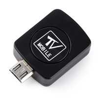 Micro USB Portable HD Digital TV Receiver DVB-T TV Stick Tuner for Android Phone/Pad/Tablet (DVB-T)