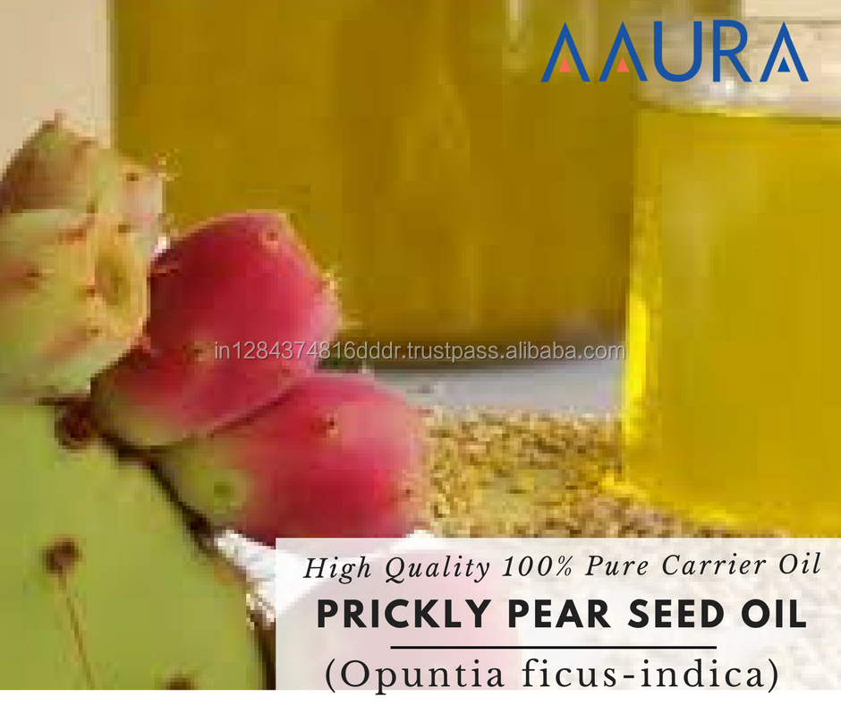 Prickly Pear Seed Oil Trusted Indian Supplier