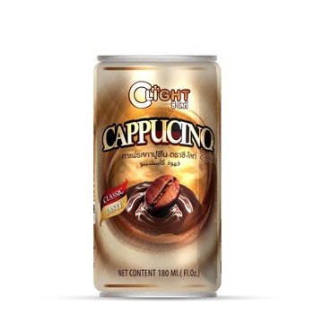 Coffee Ready Drink Espresso canned 180ml C-Light brand