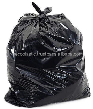 Reasonable Price Garbage/ Trash/ Bin liner Plastic Bag For Clothes from Vietnam manufacturer