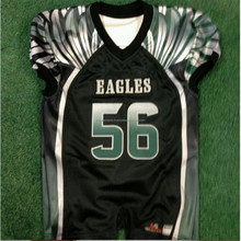 American Football Uniforms, Customized American Football Jerseys, OEM Sublimated Football Uniforms