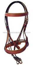 leather Horse Bridle ENG BRIDAL 20010050