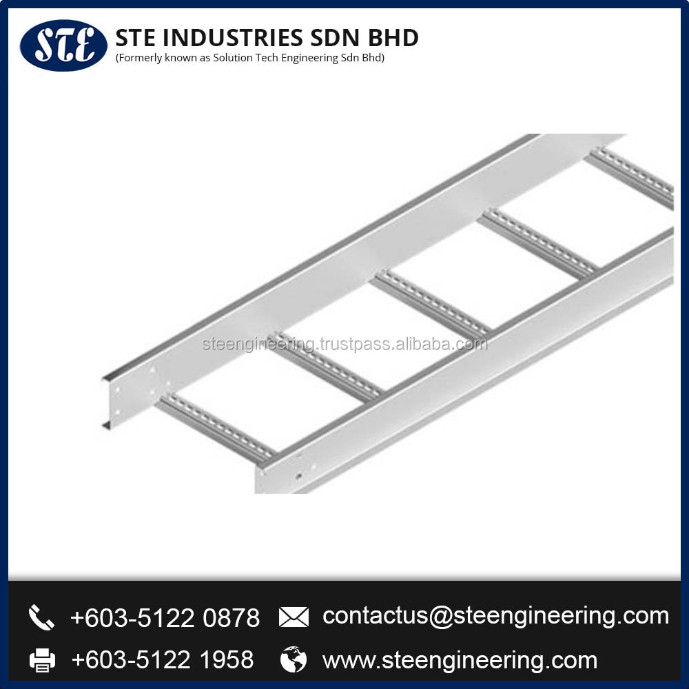 High Quality Best price Steel Cable Ladder Tray manufacture Malaysia