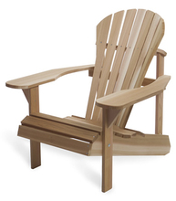 Teak adirondack chair outdoor furniture