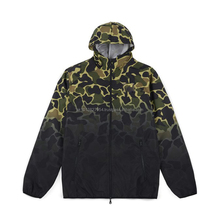 Digital Camo Design Nylon Fabric Jacket Sublimation Custom Design Wind Stopper Jackets Casual Digital Camo JacketS
