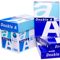 ALL PURPOSE COPY PAPER A4 80GSM PULP OFFICE DOUBLE A WHITE A4 COPYPAPER 80 GSM (210MM X 297MM) / COPY PAPER