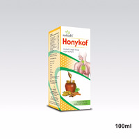 Honykof herbal cough syrup with Yashtimadhu