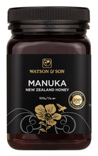 Watson & Son certified Manuka honey MGO 200+ | 500g