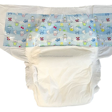 absorbent plastic pants disposable baby diapers