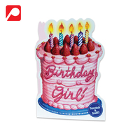 Customized Designs Scented Birthday Cards With Fragrance
