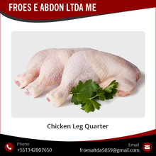 Brazil Frozen Chicken Leg Quarters at Best Price