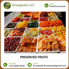 Great Taste High Nutritional Value Preserved/ Dried Fruits