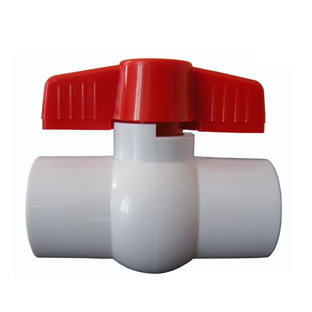 elite pipe hot sale pvc ball valve