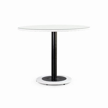 Gladys Dining Table-Whte Color