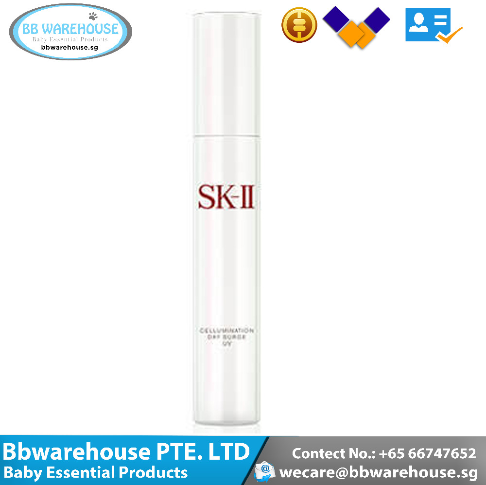 SK-II CELLUMINATION DAY SURGE UV brightens dull skin and reduces the appearance of spots 50g