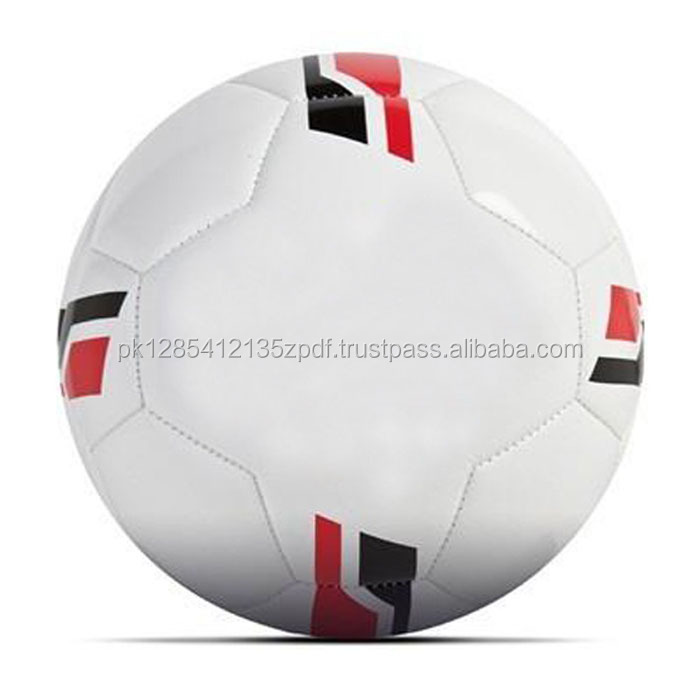 China Export Goods Outdoor Sports Laminated Soccer Match Balls