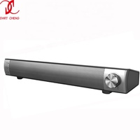 Competitive Price Built In Subwoofer Wireless Soundbar For Phone / Home