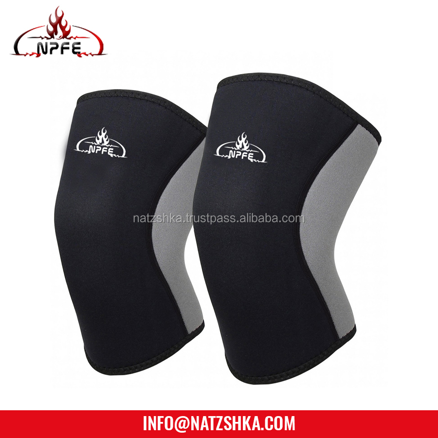 New 2018 Professional Neoprene Knee Sleeves Manufacturer For Selling