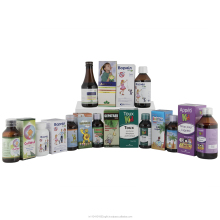 Herbal Syrups for Kids & Infants - Contract Manufacturing/Private Labeling