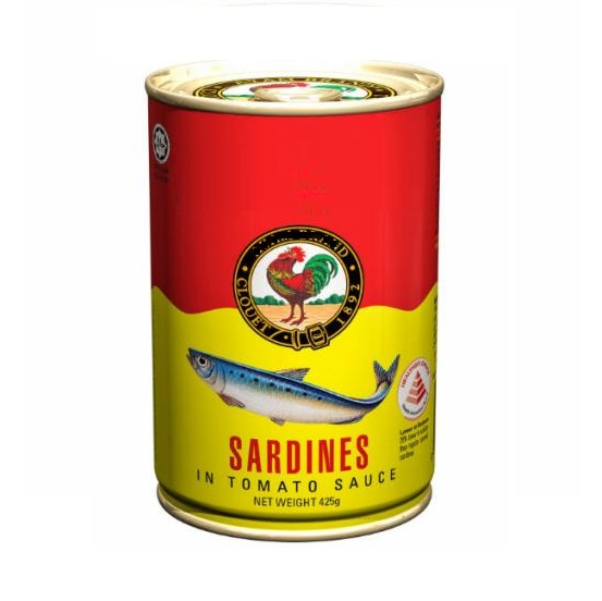 Lilly Canned Mackerel and Sardine in Tomato Sauce 155g FMCG products