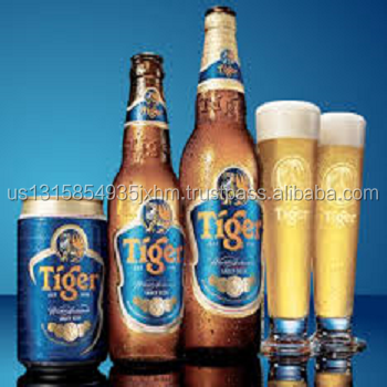 premium Tiger Beer ready