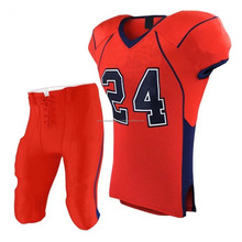 High Quality American Football Uniforms / CHEAP PRICES AMERICAN JERSY / latest football jersey designs