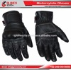Full Leather Motorcycle Gloves/Customized Leather Motorbike Gloves