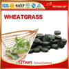 Private Label Weight Loss Product Wheatgrass Pills Pellets Tablets