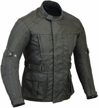 Motorbike Motorcycle Jacket Waterproof with Armours--MJ-169
