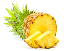Malaysia Grade A Golden Fresh Pineapple MD2