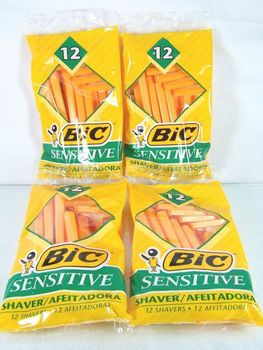 Quality BIC Sensitive Shaving Razor sale