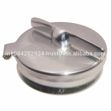 "2-1/2"" Fuel Tank Filler Neck Cap 2.5inch For Panther and (Triumph 3T, 5T, 6T, T90, T100 & TR5) Models"