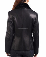 whole sale new fashion cheap men real leather jacket pakistan supplier